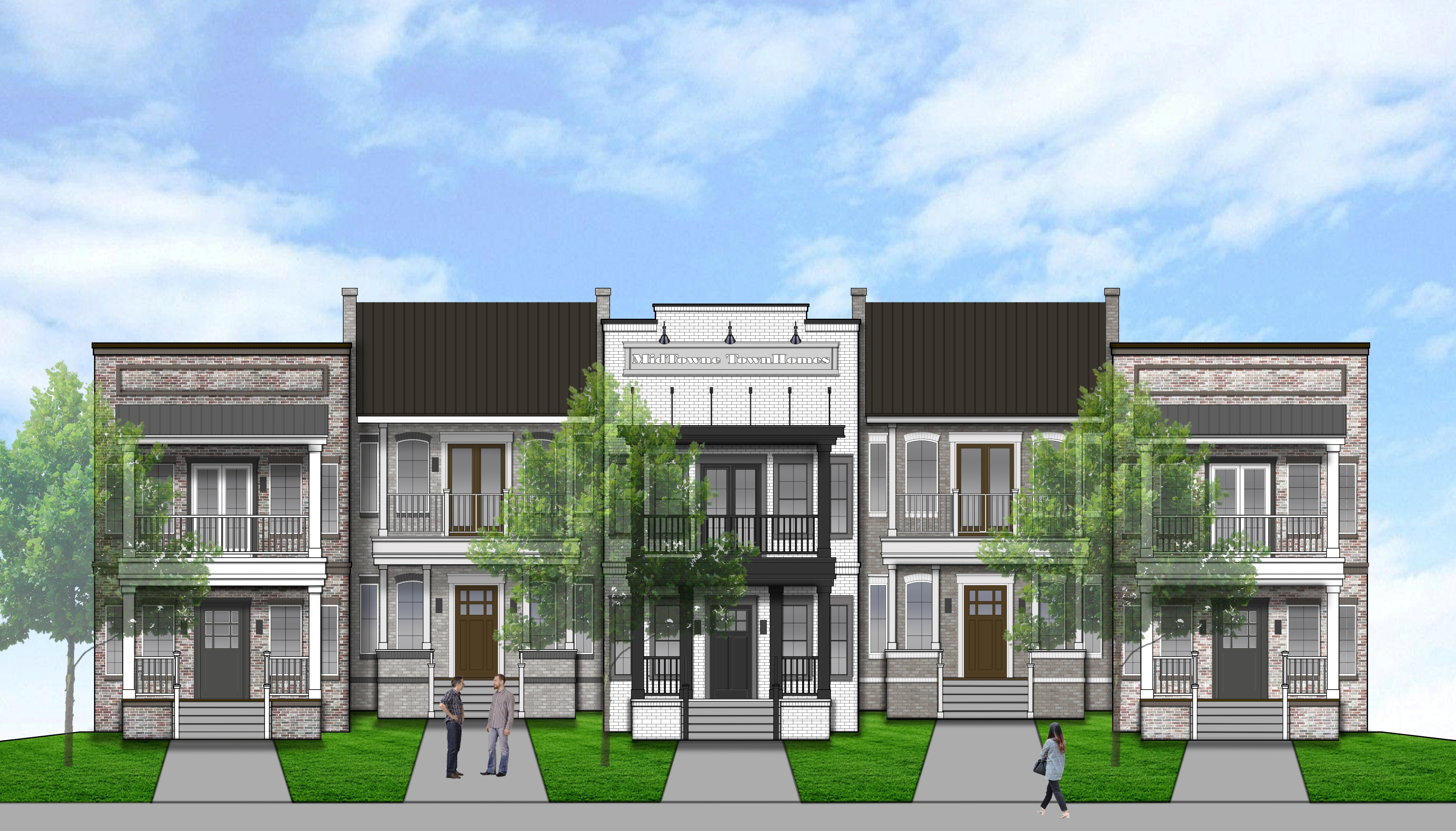 Canyon Creek Townhomes_ELEVATIONS_V1a