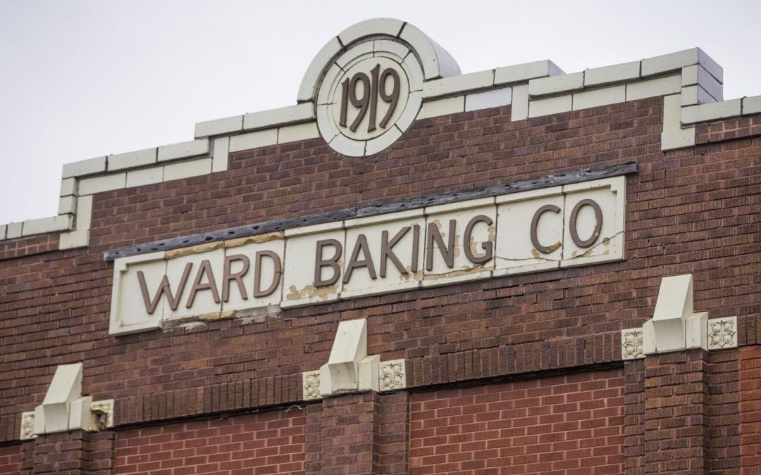 Ward Baking Building Becoming Space for Shops and Artists